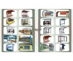 تولید و فروش ایستگاه اتوبوس