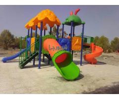 فروش تجهیزات زمین بازی کودک پلی اتیلن