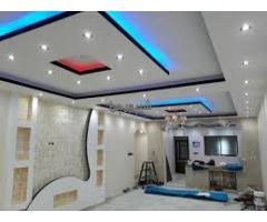 نقاش ونقاشی ساختمان نقاشی کناف اکریلیک تمام نقاط تبریز/سهند