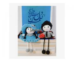 عروسک عاشقانه